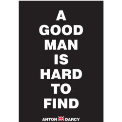 a good man its hard to This lesson will provide you with a synopsis of a well-known work in the southern gothic genre, flannery o'connor's short story 'a good man is hard.